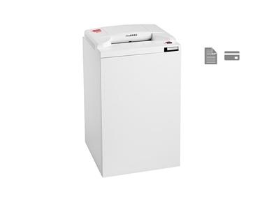 Uničevalec dokumentov in kartic Intimus 100 CP5 (križni razrez 1.9 X 15 mm) P-5