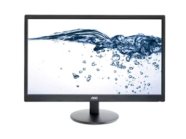 """LED monitor AOC E2470SWDA (23.6"""" TN FHD) Value-line"""