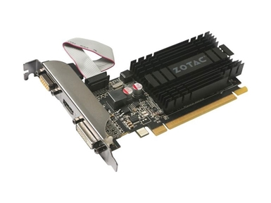 Grafična kartica ZOTAC GeForce GT 710 (2GB DDR3, HDMI/VGA/DL-DVI)