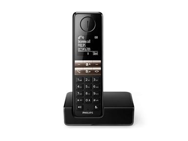 Brezžični DECT Telefon Philips D4601B