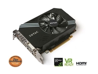 Grafična Kartica ZOTAC GeForce GTX 1060 (3GB GDDR5, HDMI/3xDP/DL-DVI)