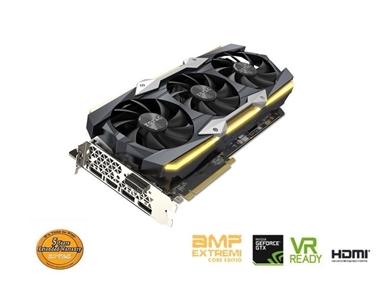 Grafična Kartica ZOTAC GeForce® GTX 1080 Ti AMP Extreme Core Edition (11GB GDDR5X, 3xDP/HDMI/DL-DVI-D)