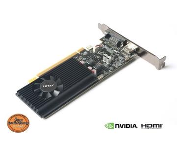 Grafična Kartica ZOTAC GeForce GT 1030 (2GB GDDR5, SL-DVI-D/HDMI)