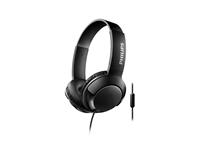 Stereo Naglavne Slušalke Z Mikrofonom Philips BASS+ SHL3075BK