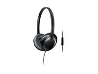 Stereo Naglavne Slušalke z mikrofonom Philips Flite SHL4405BK
