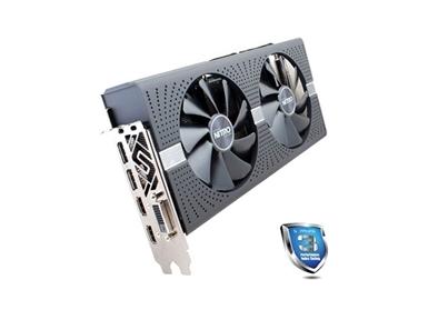 Grafična Kartica Sapphire RX 570 NITRO+ (4GB GDDR5, 2xHDMI/DVI-D/2xDP, PCI-E)