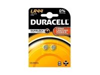 Gumbna baterija Duracell LR44 Alkalna