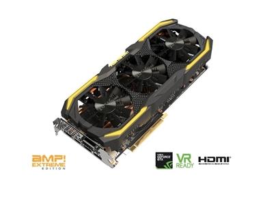 Grafična kartica ZOTAC GeForce GTX 1070 Ti AMP! Extreme (8GB GDDR5, 3xDP/HDMI/DL-DVI-D)