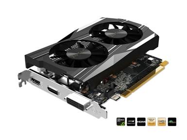 Grafična kartica ZOTAC GeForce GTX 1050 (2GB GDDR5, DP/HDMI/DL-DVI)
