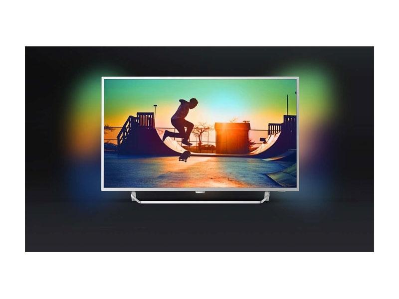 led tv sprejemnik philips 55pus6412 55 4k ultra hd ambilight pc h and tehnologija. Black Bedroom Furniture Sets. Home Design Ideas