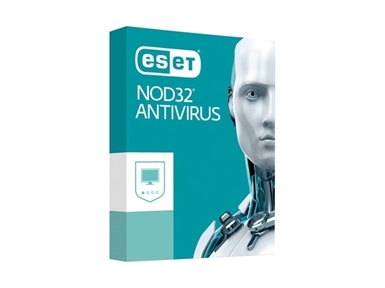 Antivirusni program ESET NOD32 Slo/Ang BOX (1 leto/1 računalnik)