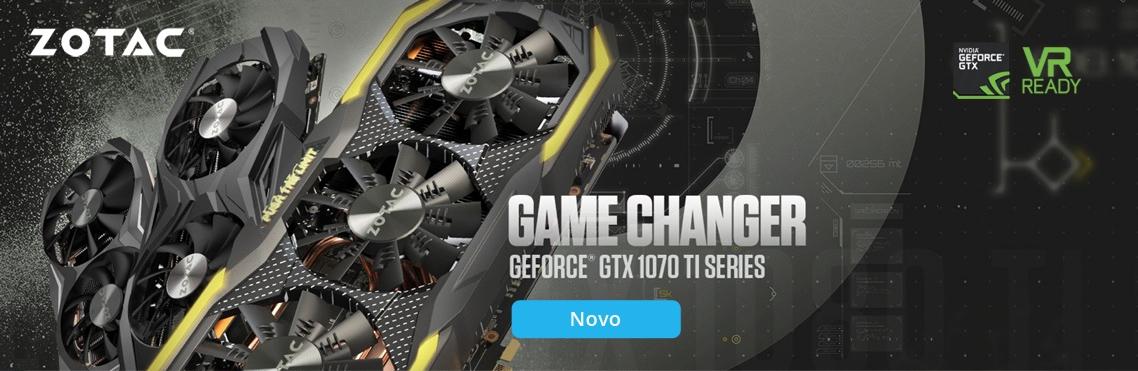 Zotac GeForce GTX 1070 Ti