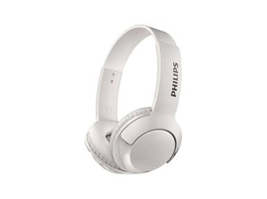 Brezžične slušalke Philips z mikrofonom SHB3075WT