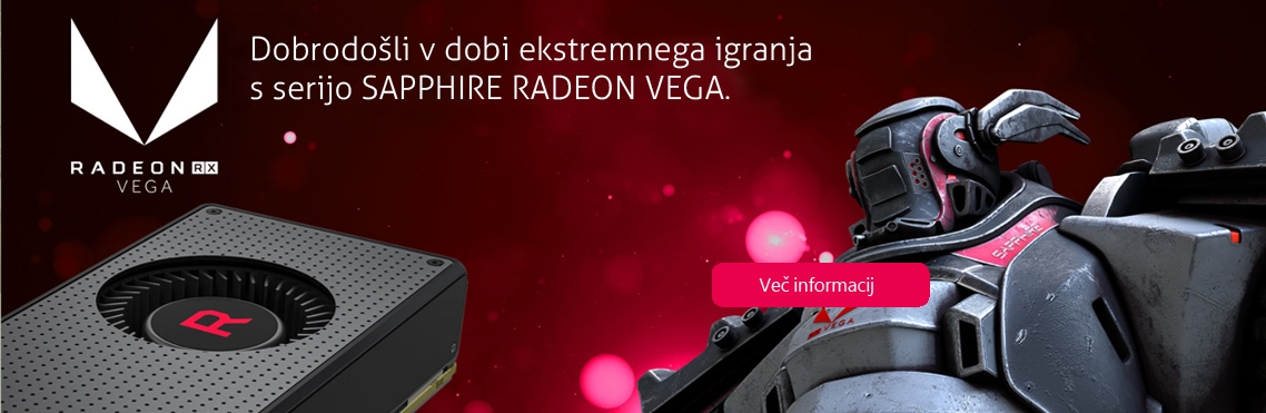 Sapphire Radeon Vega