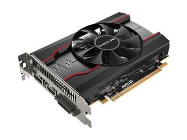 Grafična kartica Sapphire RX 550 Pulse (4GB GDDR5, HDMI/DVI-D/DP, PCI-E)