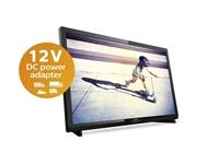 Ultra tanek Full HD LED TV z Digital Crystal Clear in 12-voltnim napajalnikom