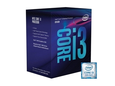 Procesor Intel Core i3-8100 3.6 GHz, 6MB LGA1151 Box