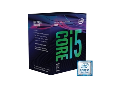 Procesor Intel Core i5-8400 2.8 GHz, 9MB LGA1151 Box