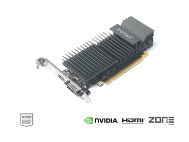Grafična kartica ZOTAC GeForce GT 1030 Zone Edition (2GB GDDR5X, HDMI/SL-DVI-D)
