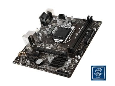 Osnovna plošča MSI H310M PRO-VDH (LGA1151)