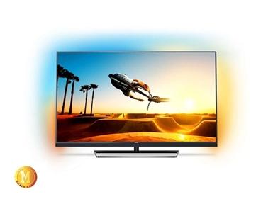 """LED TV Sprejemnik Philips 49PUS7502 (49"""", 4K Ultra HD, 3-Stransko Funkcijo Ambilight)"""
