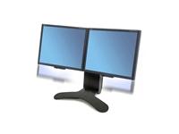 Namizni nosilec za dva monitorja Ergotron LX Dual Display Lift Stand (črn)