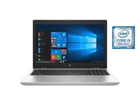 Prenosnik HP ProBook 650 G4 (15,6''FHD IPS/i5-8250U/8GB/SSD 256GB/DVD/W10Pro) 3JY27EA