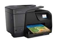 Barvna brizgalna multifunkcijska naprava HP OfficeJet 8710 (D9L18A)  omogoča tiskanje, skeniranje, kopiranje in faksiranje