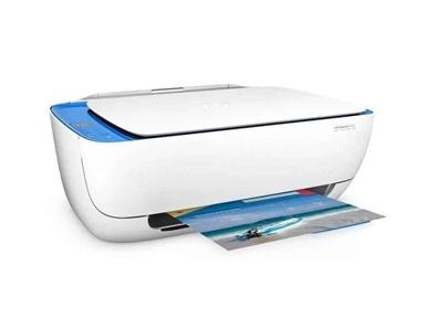 Barvna brizgalna multifunkcijska naprava HP DeskJet 3639 (F5S43B) omogoča tiskanje, kopiranje in skeniranje