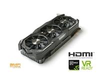 Grafična kartica ZOTAC GeForce GTX 1070 Ti AMP! Extreme Edition(8GB GDDR5, 3xDP/HDMI/DL-DVI)