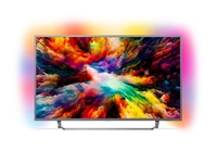 "LED TV sprejemnik Philips 55PUS7303 (55"", 4K UHD, 3-stranska funkcija Ambilight)"