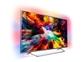 Izjemno tanek LED-televizor 4K UHD z Android TV in 3-stransko funkcijo Ambilight