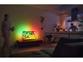 Ambientalna osvetlitev je vedno popolno prilagojena. Še en razlog, da vas vaš televizor navdušuje.