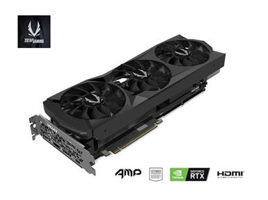 Grafična kartica ZOTAC GeForce RTX 2080 AMP (8GB GDDR6, 3xDP/HDMI/USB Type-C)