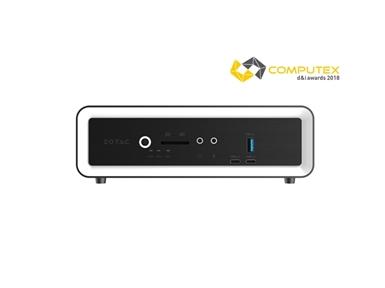 Mini računalnik ZOTAC CI660 nano - BE (Intel Core i7-8550U, HDMI/ DP)