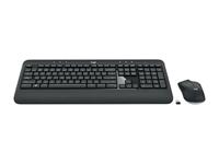 Tipkovnica in miška Logitech MK540 (brezžična)