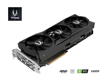 Grafična kartica ZOTAC GeForce RTX™ 2070 AMP EXTREME CORE (8GB GDDR6, 3xDP/HDMI/USB Type-C)