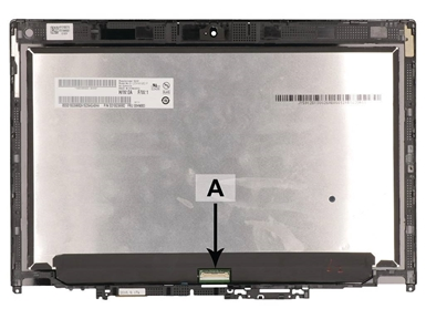01AX908 12.5 FHD noGlare Touch Panel