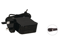 Slika 0A001-00233800 AC Adapter 19V 45W Black (Fixed UK Plug)