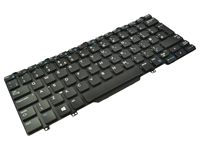 Slika 10M30 Non-Backlit Keyboard w/o Dualpoint (UK)