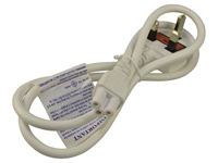 Slika 27.L0EN2.011 AC Power Cable 1M White (UK)