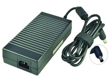 613766-001 AC Adapter 19.5V 180W includes power cable