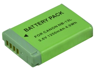 DBI1001A Digital Camera Battery 3.6V 1010mAh