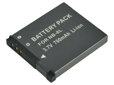 DBI9946A Digital Camera Battery 3.7V 700mAh