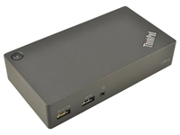 Slika DOC0043A USB 3.0 45W Ultra Docking Station includes power cable. For UK,EU,US.