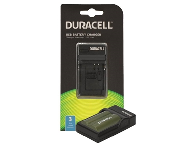 DRN5924 Duracell Digital Camera Battery Charger