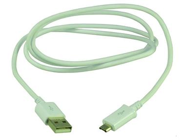 ECB-DU4AWE MicroUSB Data Cable - White