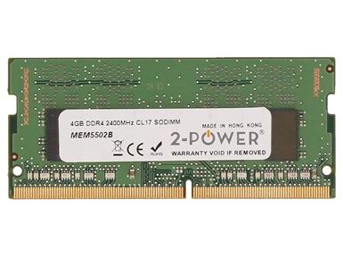 MEM5502B 4GB DDR4 2400MHz CL17 SODIMM