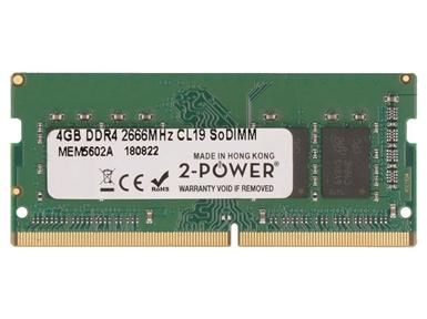 MEM5602A 4GB DDR4 2666MHz CL19 SoDIMM