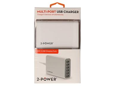 MOC0002A-EU Multi-Port USB Charging Station 10A Max